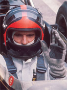 1972 Formula 1 world champion Emerson Fittipaldi