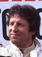 1978 Formula 1 world champion Mario Andretti