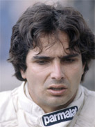1981 Formula 1 world champion Nelson Piquet