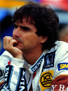 1987 Formula 1 world champion Nelson Piquet