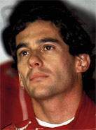 1991 Formula 1 world champion Ayrton Senna