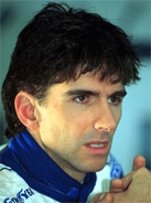 1996 Formula 1 world champion Damon Hill