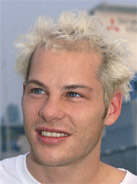 1997 Formula 1 world champion Jacques Villeneuve