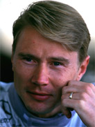 1998 Formula 1 world champion Mika Hakkinen