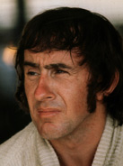 1973 Formula 1 world champion Jackie Stewart