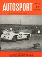 AUTOSPORT, 19 March 1954