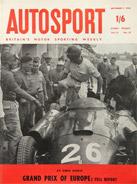 AUTOSPORT, 7 September 1956