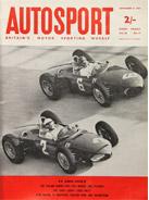AUTOSPORT, 15 September 1961