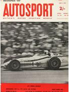 AUTOSPORT, 5 June 1964