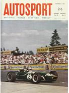 AUTOSPORT, 27 October 1967
