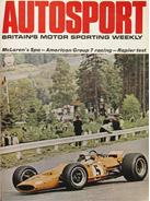 AUTOSPORT, 14 June 1968