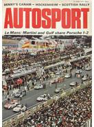 AUTOSPORT, 17 June 1971