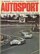 AUTOSPORT, 15 June 1972