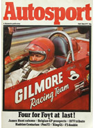 AUTOSPORT, 2 June 1977
