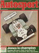 AUTOSPORT, 2 October 1980