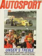 AUTOSPORT, 14 November 1985