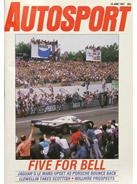 AUTOSPORT, 18 June 1987