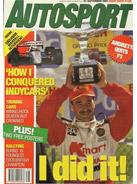AUTOSPORT, 23 September 1993