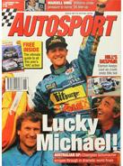AUTOSPORT, 17 November 1994