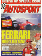 AUTOSPORT, 15 July 1999