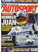 AUTOSPORT, 20 September 2001