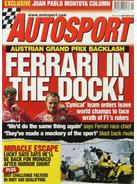 AUTOSPORT, 16 May 2002