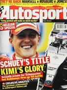 AUTOSPORT, 2 September 2004