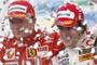 Kimi Raikkonen pips Fernando Alonso and Lewis Hamilton by one point to become F1 world champion
