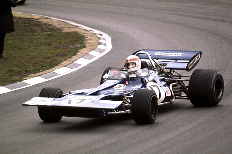 Jackie Stewart wins the world title for Tyrrell in the team's first full season as a constructor