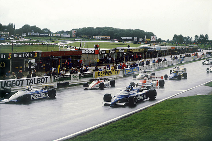 Brands Hatch hosts the last race of the European Formula 2 Championship