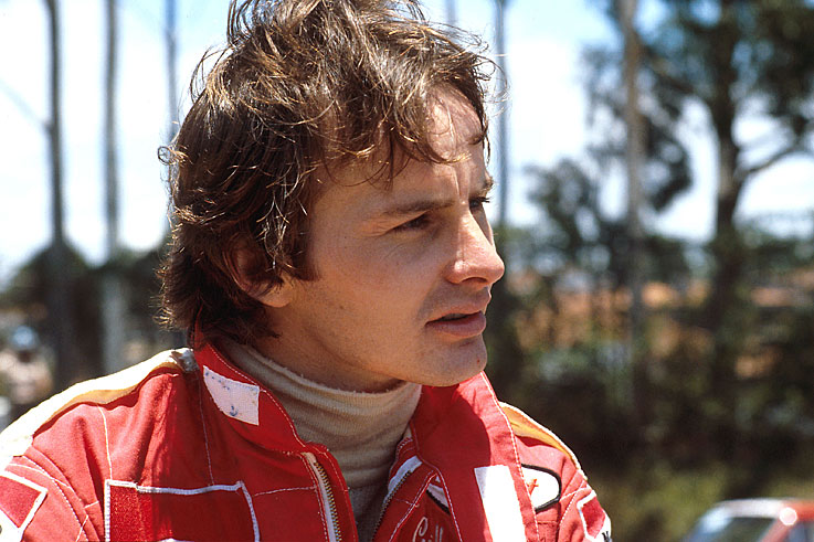 Gilles Villeneuve is killed in qualifying for the Belgian Grand Prix at Zolder