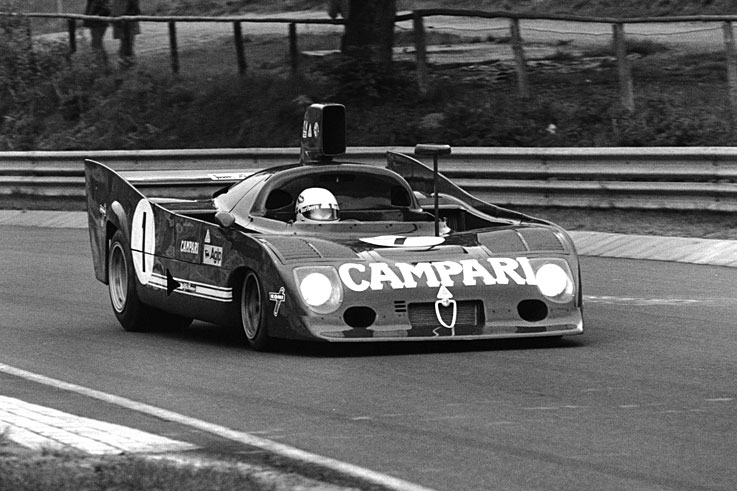 Alfa Romeo domiantes the World Sportscar Championship