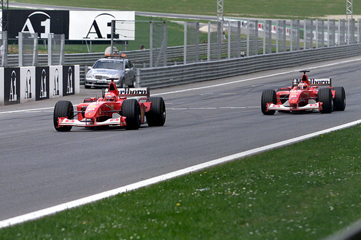 Ferrari dominates but its team orders scandal rocks Formula 1 in Austria