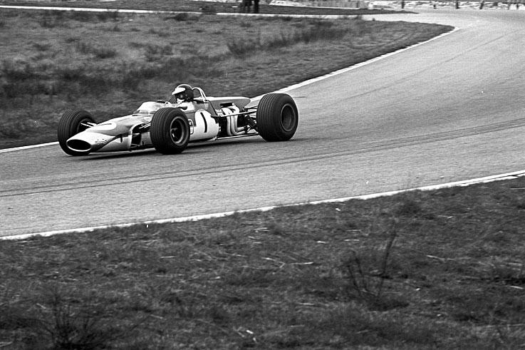 Jim Clark is killed in an F2 race at Hockenheim