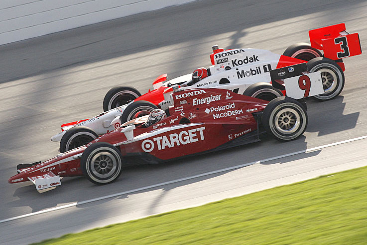 Scott Dixon wins the first re-unified IndyCar championship