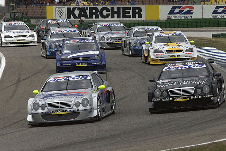Bernd Schneider wins the title in the first year of the reformed DTM