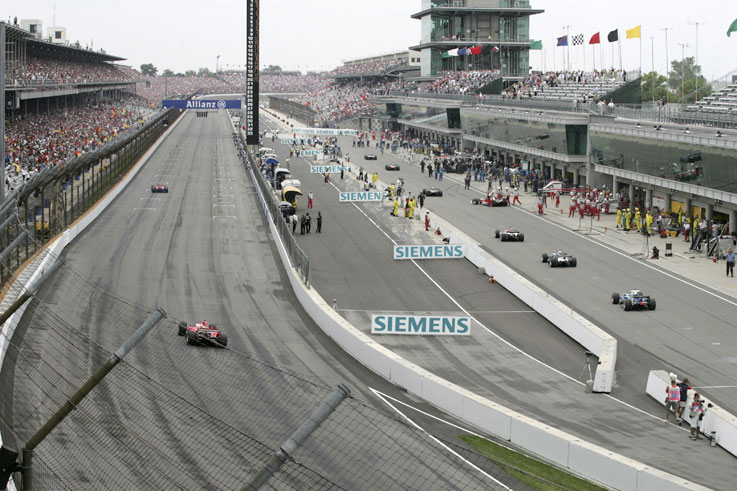 Michelin-shod teams pull out of the US Grand Prix, leaving just six cars racing at Indianapolis