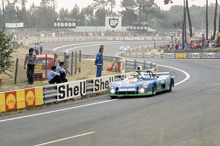 Henri Pescarolo completes a hat-trick of Le Mans 24 Hours victories