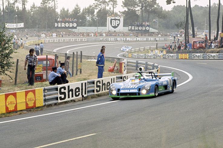 Henri Pescarolo completes a hat-trick of Le Mans 24 Hours victories
