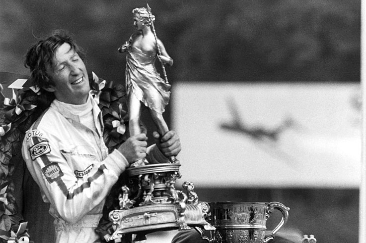 Jochen Rindt becomes Formula 1's only posthumous world champion having died at Monza