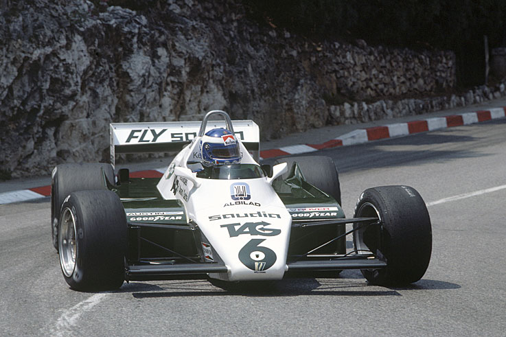 With 11 different winners in 16 races, Keke Rosberg clinches the world championship with one victory