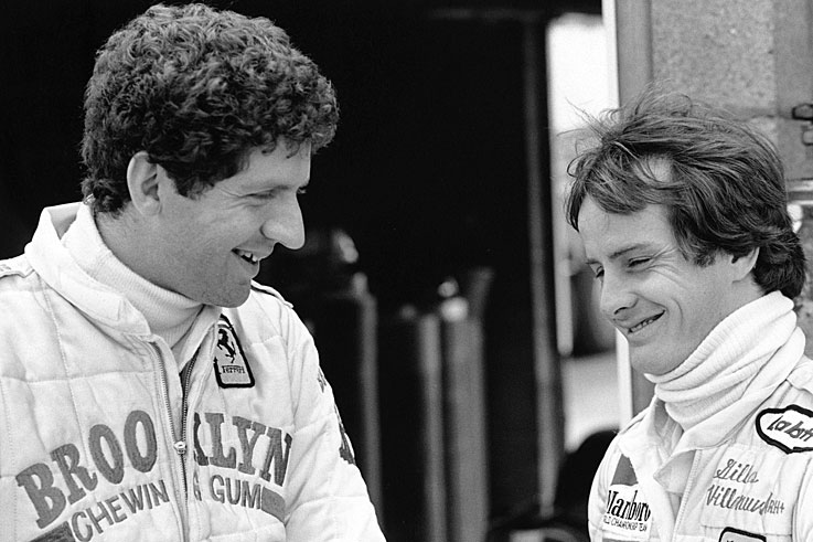 Ferrari dominates, with Jody Scheckter and Gilles Villeneuve finishing 1-2 in the championship