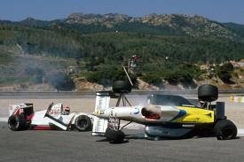 Roberto Moreno, Estoril 1989