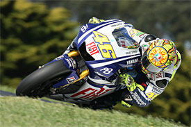 Will Yamaha miss Rossi next year?