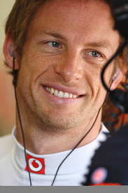 Jenson Button 2011 Monaco grand prix mclaren