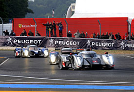 This year's Le Mans was captivating for fans - especially the finish