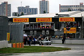The Canadian Grand Prix occupied the airwaves for more than four hours