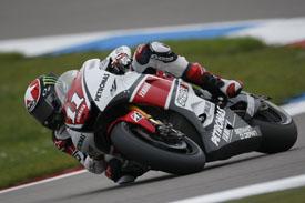 Ben Spies Dutch TT Yamaha 2011
