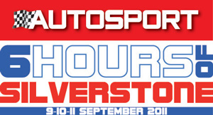 Silverstone 6 Hours logo