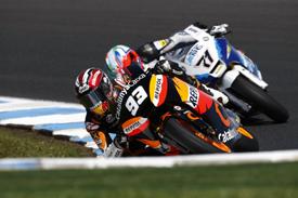 Marc Marquez Catalunya Suter Australian Moto2 2011